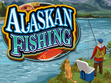 Игровой автомат Alaskan Fishing онлайн