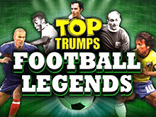 Играть в аппарат Top Trumps Football Legends онлайн